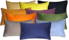 12x20 Royal Suede Throw Pillows