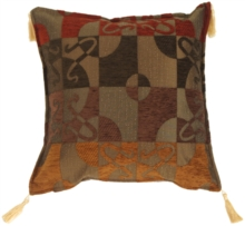 Jazzy Geometric Decorative Throw Pillow
