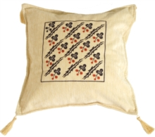 Holly Berry Decorative Throw Pillow