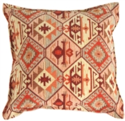 Santa Fe Sunset Decorative Throw Pillow