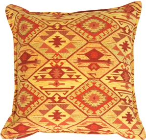 Santa Fe Sunrise Decorative Throw Pillow