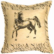 Stallion Decorative Throw Pillow