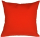 Sunbrella Logo Red 20x20 Outdoor Pillow