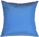 Sunbrella Capri Blue 20x20 Outdoor Pillow