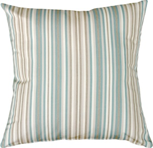 Sunbrella Gavin Mist  Outdoor Pillow