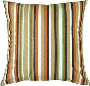 Sunbrella Scavo Autumn Outdoor Pillow
