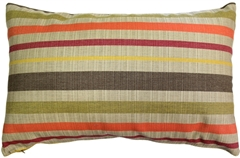 Sunbrella Solano Fiesta 12x20 Outdoor Pillow