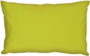 Caravan Cotton Lime Green 12x20 Throw Pillow