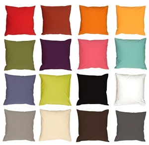 Caravan Cotton 18x18 Throw Pillows