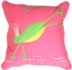 Freddie the  Frog Children's Throw Pillow