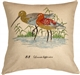 Wading Birds 20x20 Throw Pillow