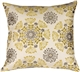 Waverly Kaleidoscope Sterling 20x20 Throw Pillow