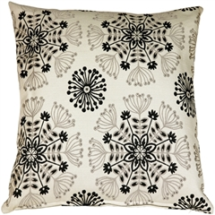 Waverly Kaleidoscope Tuxedo 20x20 Throw Pillow