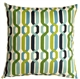 Waverly New Twist Aquarium 20x20 Outdoor Pillow