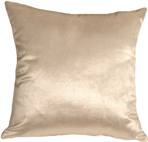 Milano 16x16 Cream Decorative Pillow