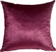 Milano 20x20 Purple Decorative Pillow