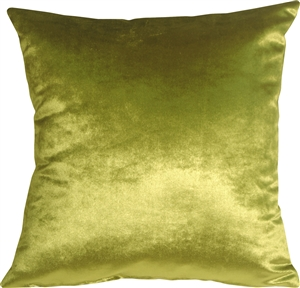 Milano 20x20 Green Decorative Pillow
