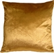 Milano 20x20 Gold Decorative Pillow