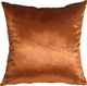 Milano 16x16 Burnt Orange Decorative Pillow