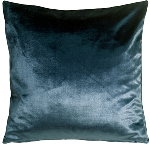 Milano 20x20 Teal Blue Decorative Pillow