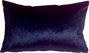 Milano 12x20 Indigo Decorative Pillow
