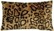 Snake Skin Velboa Faux Fur 12x20 Throw Pillow