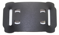Double Mag Pouch Belt Slide Back