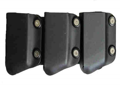 K3D Triple Mag Pouch (Double Stack)