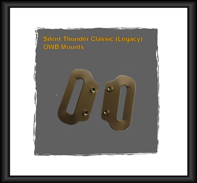 Silent Thunder Classic OWB Mounts