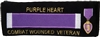 Purple Heart - Combat Wounded