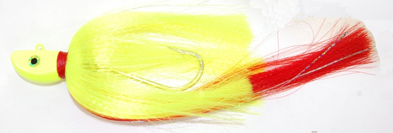 hookup lures weedless bucktails Brand: hookup, product: weedless bucktails designed for fishing the shallow and or grassy areas both sizes use premium mustad® forged duratin hooks.
