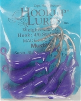 IPS 1/2 oz Purple Bulk 25 Count