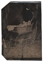 Carriage Tintype