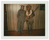 Safari Hunter and Cheetah