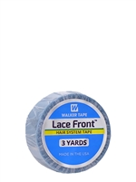 "Lace Front 3/4"" x 3yds - Hair Tape Adhesive"