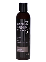 Light Brown - Colour Depositing Conditioner -- Back2Natural