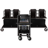 Digital Dual Field PA System