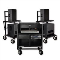 Pro Powered Field PA System