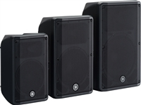 Yamaha DBR Powered Speakers