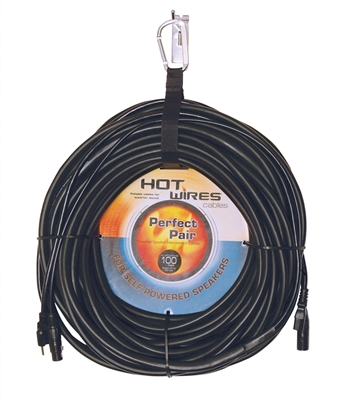 Perfect Pair Powered Speaker Cables