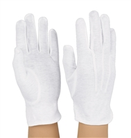 Cotton Gloves - Standard Length