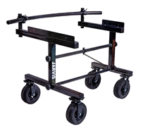 Jarvis Mallet Mover w/Percussion Rack  & Ever Roll Tires