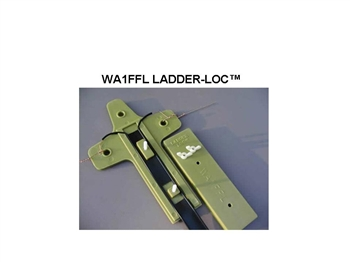 WA1FFL LADDER-LOC Center Insulator