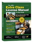 Extra Class License Manual & Practice Test Software Package