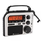 Midland AM/FM/Weather Crank Radio