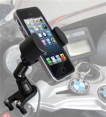 Techmount BMW Motorcycle Control TechGripper Cell phone Mount