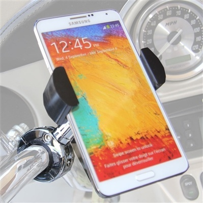 Techmount Motorcycle Handlebar TechGripper Cellphone Mount