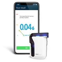 The BACtrack Mobile Pro Breathalyzer & Alcohol Detector