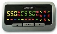 Cheetah C550 Photo Enforcement GPS