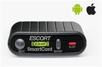 SmartCord Live Direct Wire Cord for iPhone/Android - Escort Live Interface